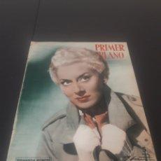 Cine: N° 656. AÑO 1953. FERNANDA MONTEL, CORNEL WILDE, SOFIA MORALES, GENEVIEVE PAGE, INGRID BERGMAN, CARM. Lote 242274505