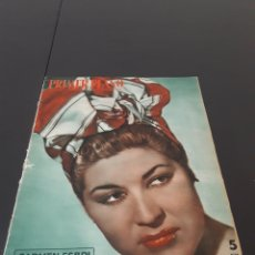 Cine: N° 674. AÑO 1953. CARMEN ESBRI, ALI KHAN, GENE TIERNEY, PEDRO BISTAGNE MAESTRE, SARITA MONTIEL.. Lote 242288365