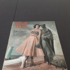 Cine: N° 676. AÑO 1953. AVA GARDNER, CHARLES LAUGHTON, FÉLIX DE BULNES, CARMEN ESBRI, MARIA LERMA.. Lote 242289480