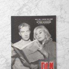 Cine: FILM IDEAL - Nº 34-35 - 1959 - FERNANDO FERNAN GOMEZ, ANALIA GADE, RENE CLAIR, FEDERICO FELLINI. Lote 242347585