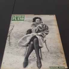Cine: N° 1.163. AÑO 1963. DELPHYNE SEYRIG, ABEL GANCE, ALBERTO CLOSA, WARREN BEATTY, ALFONSO PASO.. Lote 242462610