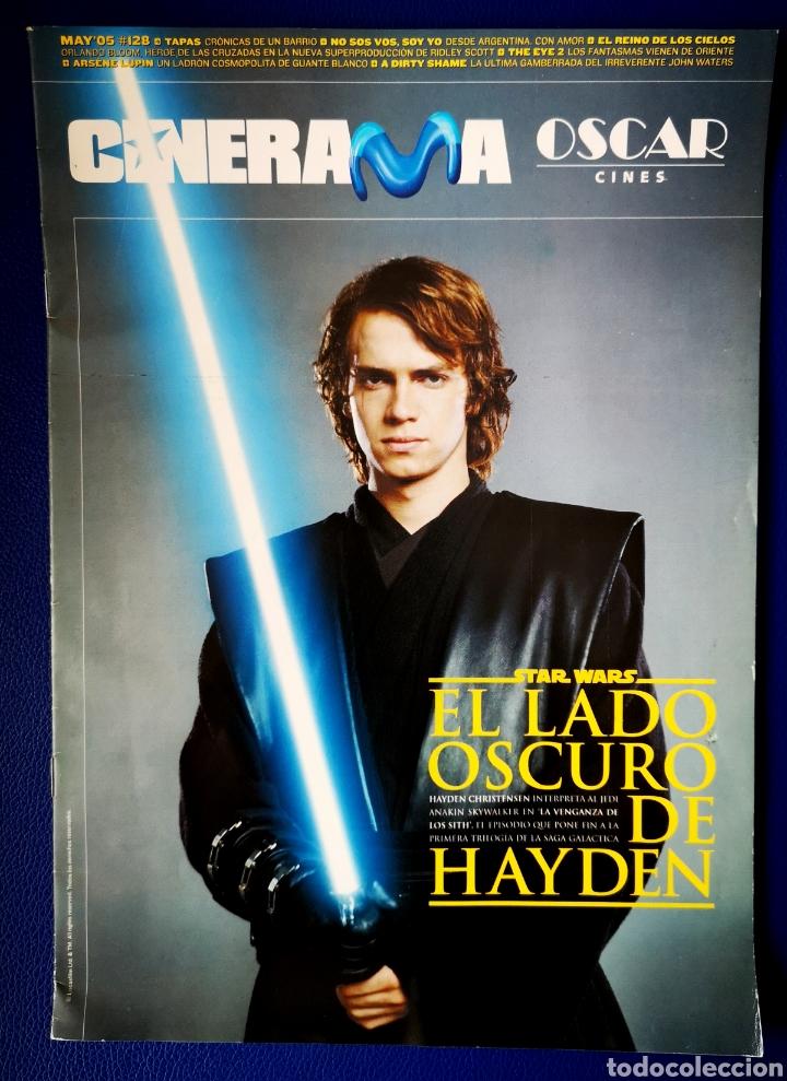 CINERAMA - 05 05 1993 (Cine - Revistas - Cinerama)
