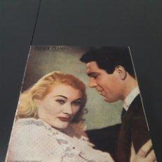 Cine: N° 465. AÑO 1949. CHRISTINE NORDEN, KIERON MOORE, DANIEL MANGRANÉ, GEORGE SANDERS, GRETA GARBO, CLAR. Lote 242835500