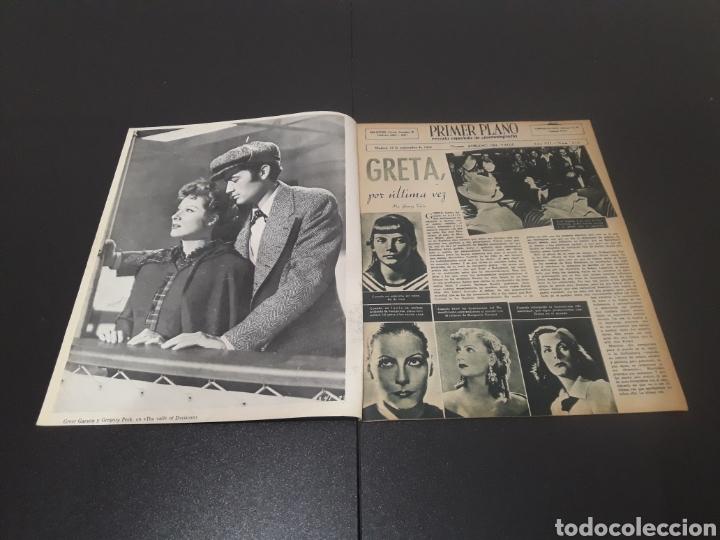 Cine: N° 310. AÑO 1946. AURORA MIRANDA, GRETA GARBO, EMIL JANNINGS, JENNIFER JONES, OLIVIA DE HAVILLAND, - Foto 2 - 243013455