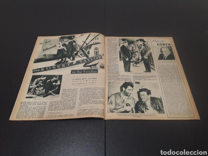 Cine: N° 310. AÑO 1946. AURORA MIRANDA, GRETA GARBO, EMIL JANNINGS, JENNIFER JONES, OLIVIA DE HAVILLAND, - Foto 4 - 243013455