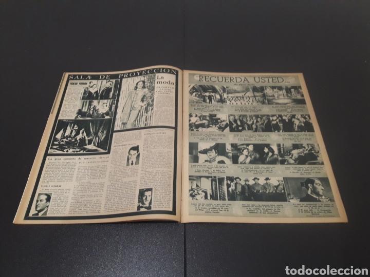 Cine: N° 310. AÑO 1946. AURORA MIRANDA, GRETA GARBO, EMIL JANNINGS, JENNIFER JONES, OLIVIA DE HAVILLAND, - Foto 6 - 243013455