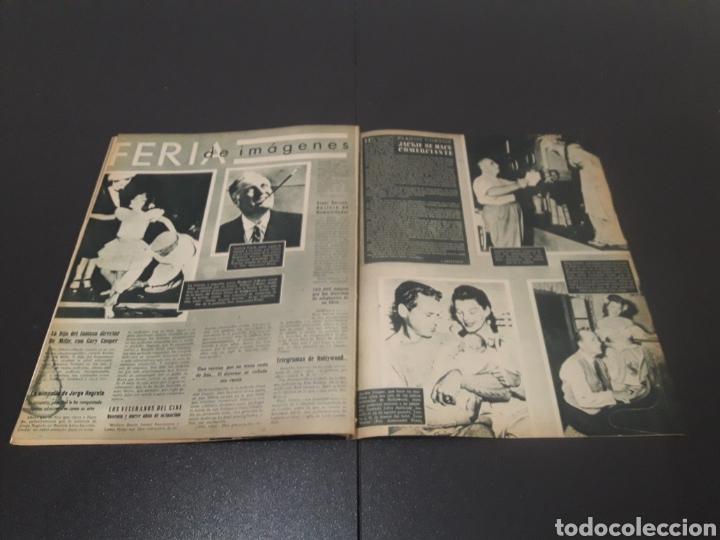 Cine: N° 310. AÑO 1946. AURORA MIRANDA, GRETA GARBO, EMIL JANNINGS, JENNIFER JONES, OLIVIA DE HAVILLAND, - Foto 9 - 243013455