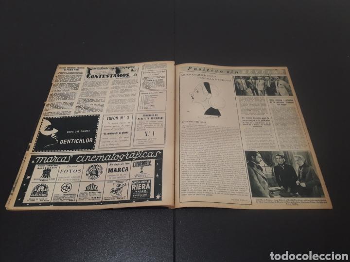 Cine: N° 310. AÑO 1946. AURORA MIRANDA, GRETA GARBO, EMIL JANNINGS, JENNIFER JONES, OLIVIA DE HAVILLAND, - Foto 10 - 243013455