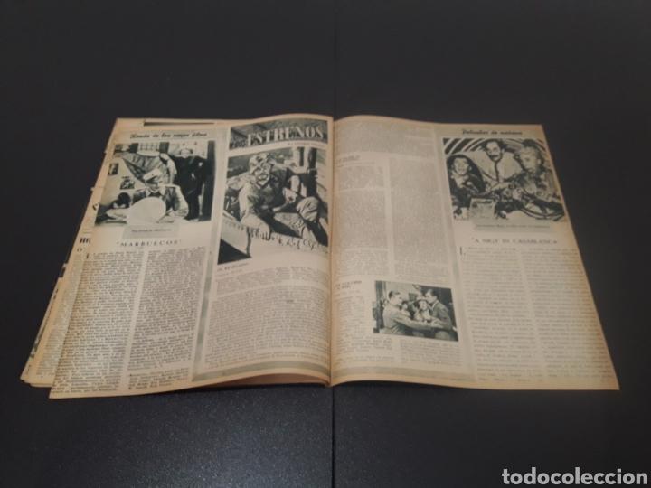 Cine: N° 310. AÑO 1946. AURORA MIRANDA, GRETA GARBO, EMIL JANNINGS, JENNIFER JONES, OLIVIA DE HAVILLAND, - Foto 12 - 243013455