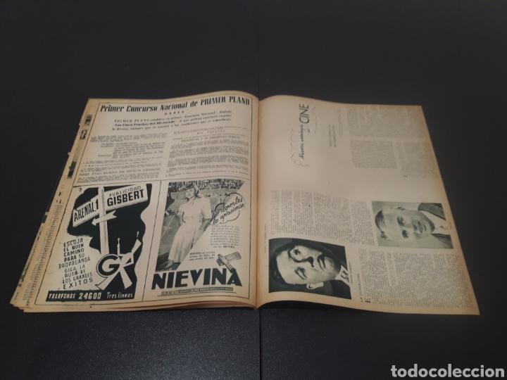 Cine: N° 310. AÑO 1946. AURORA MIRANDA, GRETA GARBO, EMIL JANNINGS, JENNIFER JONES, OLIVIA DE HAVILLAND, - Foto 13 - 243013455