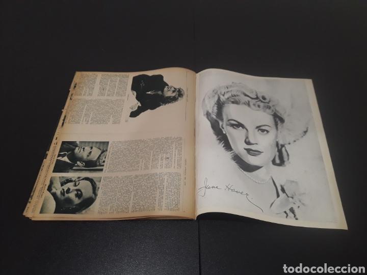 Cine: N° 310. AÑO 1946. AURORA MIRANDA, GRETA GARBO, EMIL JANNINGS, JENNIFER JONES, OLIVIA DE HAVILLAND, - Foto 14 - 243013455