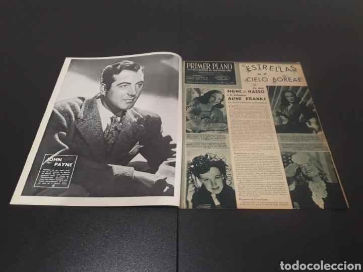 Cine: N° 313. AÑO 1946. ELLA RAINES, MARIO MORENO, DOUGLAS FAIRBANKS, TURHAN BEY. - Foto 2 - 243014455