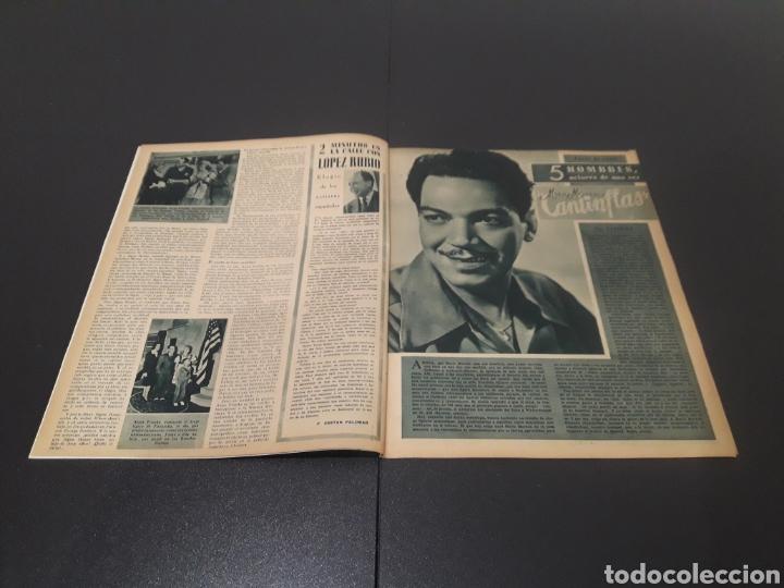 Cine: N° 313. AÑO 1946. ELLA RAINES, MARIO MORENO, DOUGLAS FAIRBANKS, TURHAN BEY. - Foto 3 - 243014455