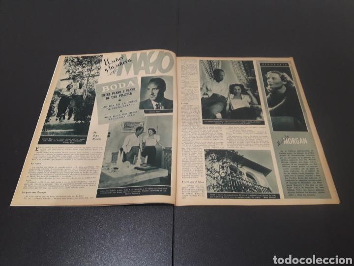 Cine: N° 313. AÑO 1946. ELLA RAINES, MARIO MORENO, DOUGLAS FAIRBANKS, TURHAN BEY. - Foto 4 - 243014455