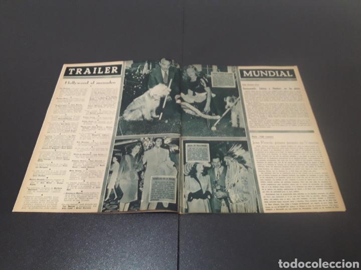 Cine: N° 313. AÑO 1946. ELLA RAINES, MARIO MORENO, DOUGLAS FAIRBANKS, TURHAN BEY. - Foto 6 - 243014455