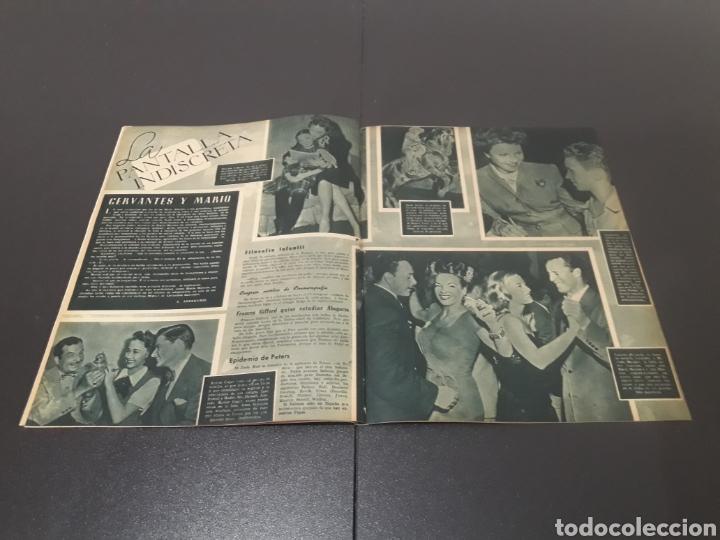 Cine: N° 313. AÑO 1946. ELLA RAINES, MARIO MORENO, DOUGLAS FAIRBANKS, TURHAN BEY. - Foto 9 - 243014455