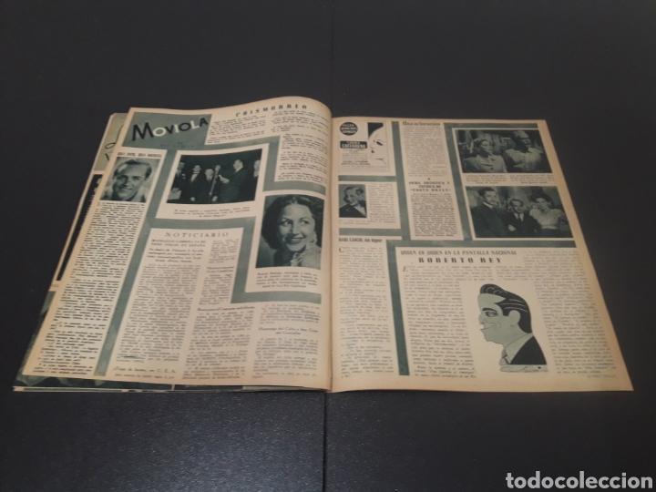 Cine: N° 313. AÑO 1946. ELLA RAINES, MARIO MORENO, DOUGLAS FAIRBANKS, TURHAN BEY. - Foto 10 - 243014455