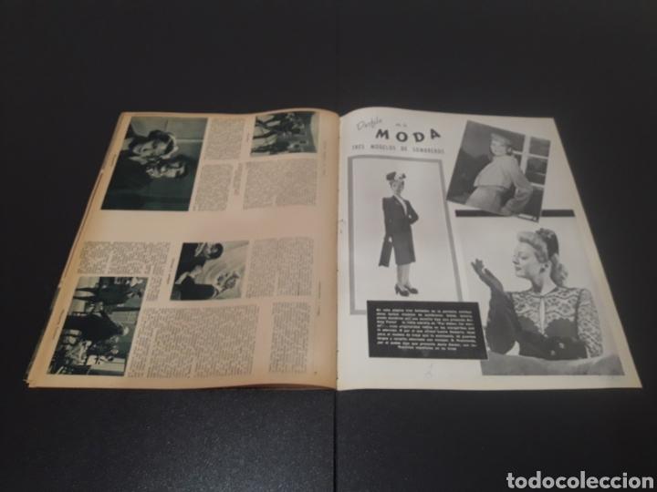 Cine: N° 313. AÑO 1946. ELLA RAINES, MARIO MORENO, DOUGLAS FAIRBANKS, TURHAN BEY. - Foto 14 - 243014455