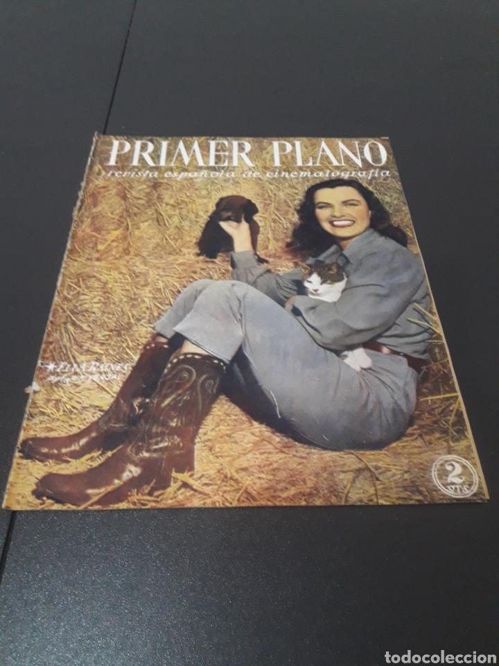 N° 313. AÑO 1946. ELLA RAINES, MARIO MORENO, DOUGLAS FAIRBANKS, TURHAN BEY. (Cine - Revistas - Primer plano)