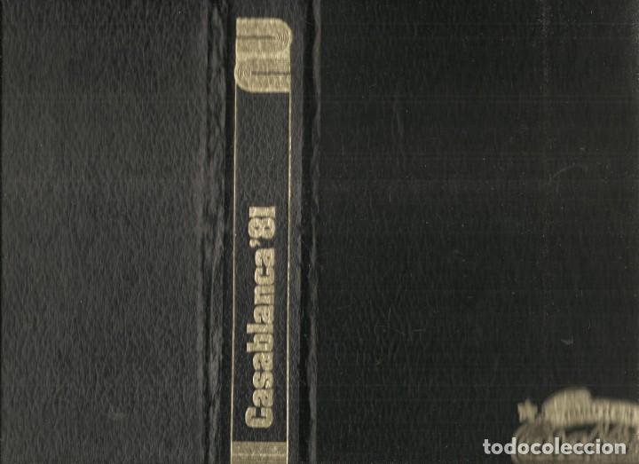 PAPELES DE CINE. CASABLANCA. TAPAS PARA ENCUADERNACIÓN. (ST/MG/B) (Cine - Revistas - Papeles de cine)