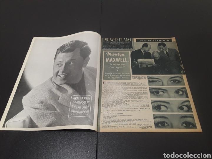 Cine: N° 314. AÑO 1946. JEAN ROGER, MARILYN MAXWELL, DOUGLAS FAIRBANKS, ERIC CARPENTER, AMADEO NAZZARI, VI - Foto 2 - 243019575
