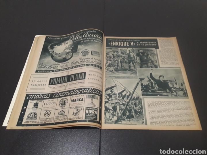 Cine: N° 314. AÑO 1946. JEAN ROGER, MARILYN MAXWELL, DOUGLAS FAIRBANKS, ERIC CARPENTER, AMADEO NAZZARI, VI - Foto 4 - 243019575