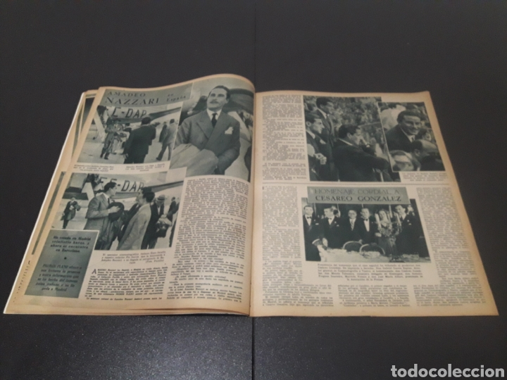 Cine: N° 314. AÑO 1946. JEAN ROGER, MARILYN MAXWELL, DOUGLAS FAIRBANKS, ERIC CARPENTER, AMADEO NAZZARI, VI - Foto 6 - 243019575