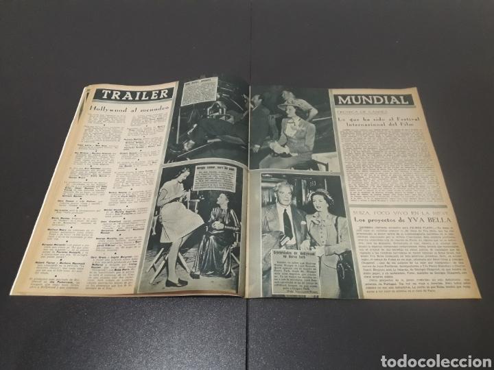 Cine: N° 314. AÑO 1946. JEAN ROGER, MARILYN MAXWELL, DOUGLAS FAIRBANKS, ERIC CARPENTER, AMADEO NAZZARI, VI - Foto 7 - 243019575