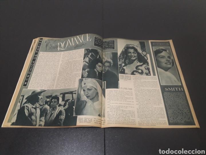 Cine: N° 314. AÑO 1946. JEAN ROGER, MARILYN MAXWELL, DOUGLAS FAIRBANKS, ERIC CARPENTER, AMADEO NAZZARI, VI - Foto 8 - 243019575
