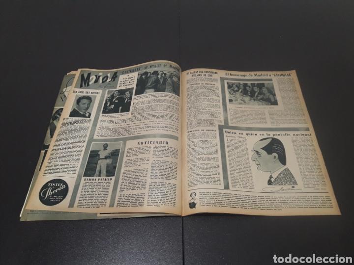 Cine: N° 314. AÑO 1946. JEAN ROGER, MARILYN MAXWELL, DOUGLAS FAIRBANKS, ERIC CARPENTER, AMADEO NAZZARI, VI - Foto 10 - 243019575