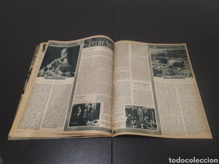 Cine: N° 314. AÑO 1946. JEAN ROGER, MARILYN MAXWELL, DOUGLAS FAIRBANKS, ERIC CARPENTER, AMADEO NAZZARI, VI - Foto 12 - 243019575