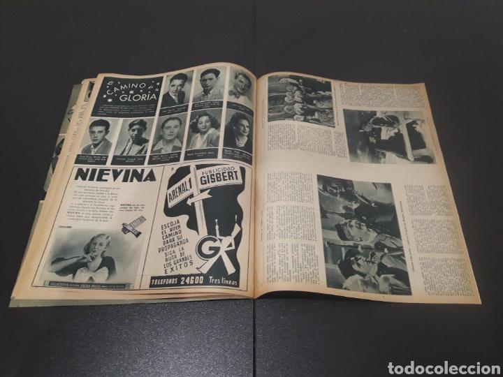 Cine: N° 314. AÑO 1946. JEAN ROGER, MARILYN MAXWELL, DOUGLAS FAIRBANKS, ERIC CARPENTER, AMADEO NAZZARI, VI - Foto 13 - 243019575