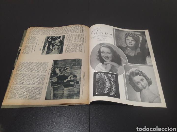 Cine: N° 314. AÑO 1946. JEAN ROGER, MARILYN MAXWELL, DOUGLAS FAIRBANKS, ERIC CARPENTER, AMADEO NAZZARI, VI - Foto 14 - 243019575