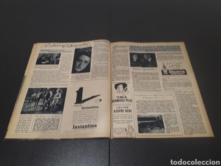 Cine: N° 177. AÑO 1944. ROSITA YARZA, CHARLES BOYER, RAMÓN BARREIRO, SERGIO LIFAR, JERÓNIMO MIHURA, JOSE M - Foto 9 - 243023760