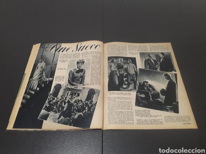 Cine: N° 177. AÑO 1944. ROSITA YARZA, CHARLES BOYER, RAMÓN BARREIRO, SERGIO LIFAR, JERÓNIMO MIHURA, JOSE M - Foto 11 - 243023760