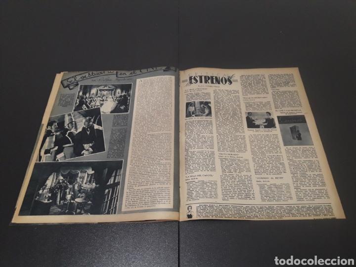Cine: N° 177. AÑO 1944. ROSITA YARZA, CHARLES BOYER, RAMÓN BARREIRO, SERGIO LIFAR, JERÓNIMO MIHURA, JOSE M - Foto 12 - 243023760