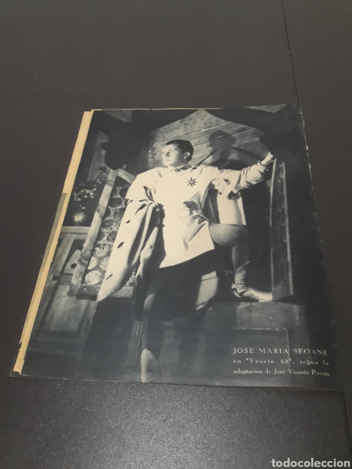 Cine: N° 177. AÑO 1944. ROSITA YARZA, CHARLES BOYER, RAMÓN BARREIRO, SERGIO LIFAR, JERÓNIMO MIHURA, JOSE M - Foto 13 - 243023760