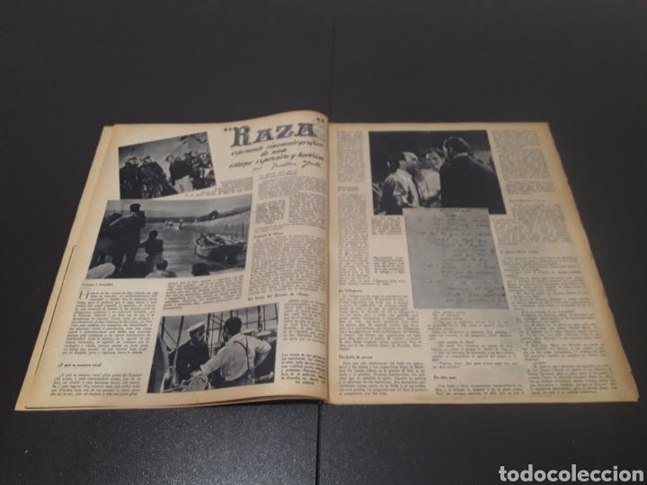 Cine: N° 176. AÑO 1944. CELIA GÁMEZ, EUGENIA DE MONTIJO, RAFAEL RIVELLES, HEDY LAMARR, EDGAR NEVILLE. - Foto 3 - 243024455