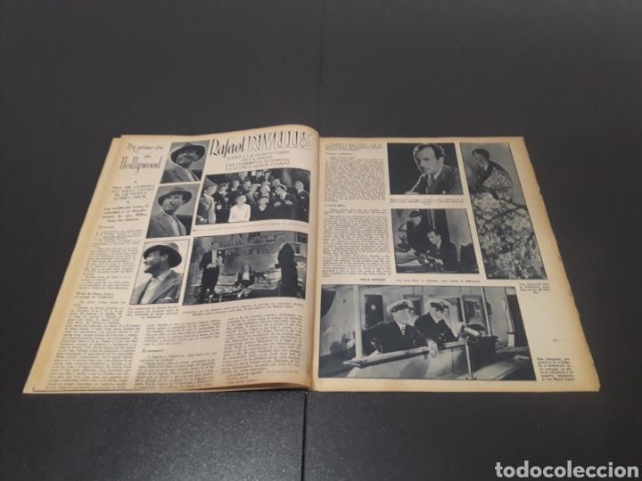 Cine: N° 176. AÑO 1944. CELIA GÁMEZ, EUGENIA DE MONTIJO, RAFAEL RIVELLES, HEDY LAMARR, EDGAR NEVILLE. - Foto 5 - 243024455