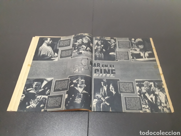 Cine: N° 176. AÑO 1944. CELIA GÁMEZ, EUGENIA DE MONTIJO, RAFAEL RIVELLES, HEDY LAMARR, EDGAR NEVILLE. - Foto 7 - 243024455