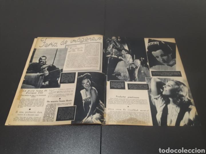 Cine: N° 176. AÑO 1944. CELIA GÁMEZ, EUGENIA DE MONTIJO, RAFAEL RIVELLES, HEDY LAMARR, EDGAR NEVILLE. - Foto 8 - 243024455