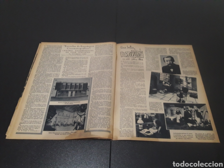 Cine: N° 176. AÑO 1944. CELIA GÁMEZ, EUGENIA DE MONTIJO, RAFAEL RIVELLES, HEDY LAMARR, EDGAR NEVILLE. - Foto 10 - 243024455