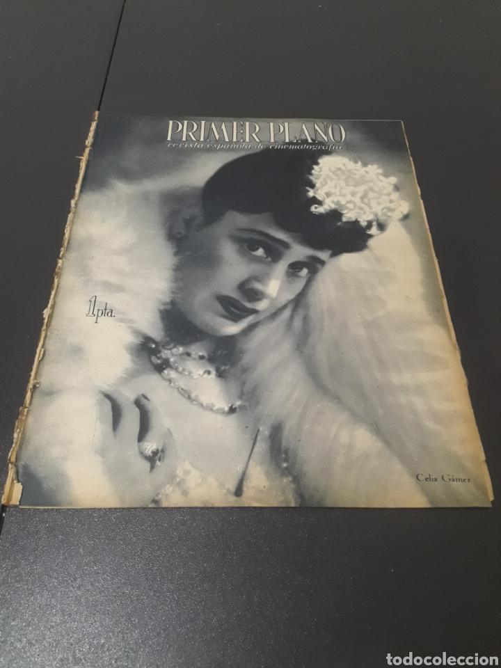 N° 176. AÑO 1944. CELIA GÁMEZ, EUGENIA DE MONTIJO, RAFAEL RIVELLES, HEDY LAMARR, EDGAR NEVILLE. (Cine - Revistas - Primer plano)