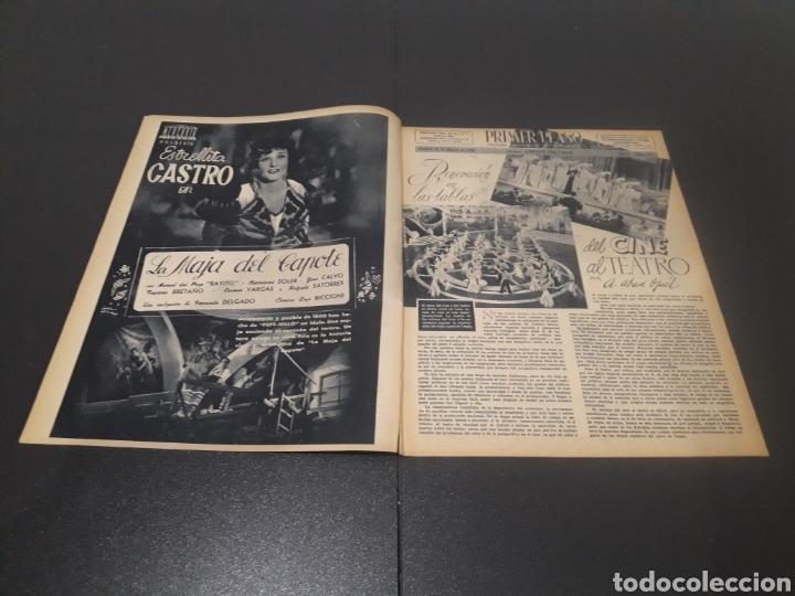 Cine: N° 175. AÑO 1944. MERCEDES VECINO, JOEL MAC CREA, EUGENIA DEL MONTIJO, EDWIGE FEUILLÉRE, MARUCHI FRE - Foto 2 - 243115750