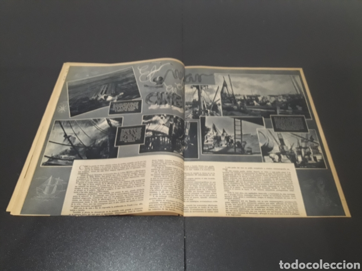 Cine: N° 175. AÑO 1944. MERCEDES VECINO, JOEL MAC CREA, EUGENIA DEL MONTIJO, EDWIGE FEUILLÉRE, MARUCHI FRE - Foto 7 - 243115750