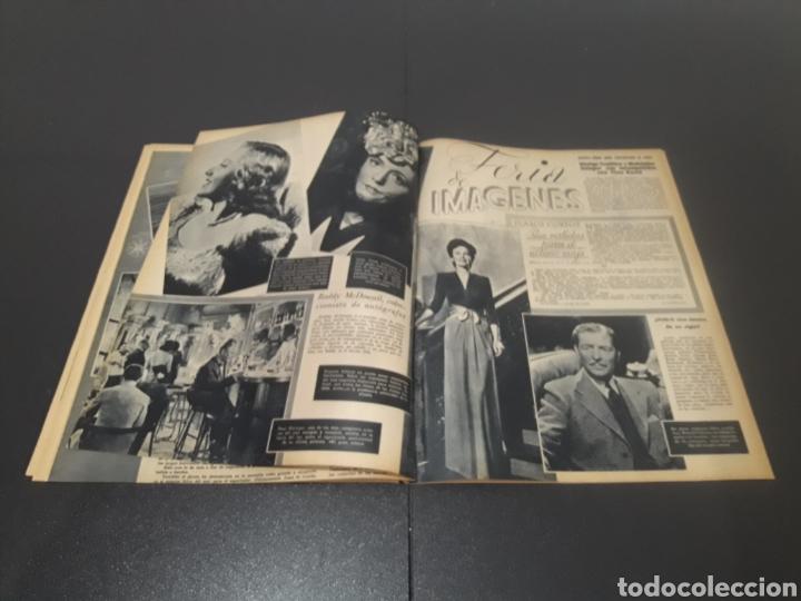 Cine: N° 175. AÑO 1944. MERCEDES VECINO, JOEL MAC CREA, EUGENIA DEL MONTIJO, EDWIGE FEUILLÉRE, MARUCHI FRE - Foto 8 - 243115750