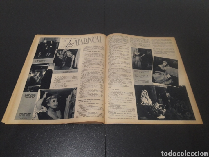 Cine: N° 175. AÑO 1944. MERCEDES VECINO, JOEL MAC CREA, EUGENIA DEL MONTIJO, EDWIGE FEUILLÉRE, MARUCHI FRE - Foto 11 - 243115750