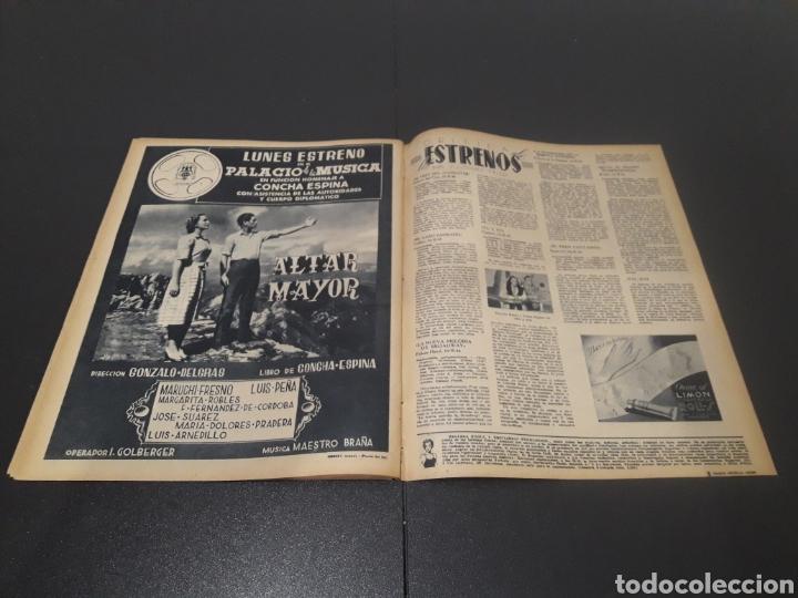 Cine: N° 175. AÑO 1944. MERCEDES VECINO, JOEL MAC CREA, EUGENIA DEL MONTIJO, EDWIGE FEUILLÉRE, MARUCHI FRE - Foto 12 - 243115750