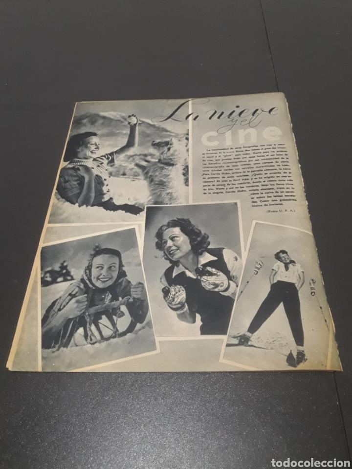 Cine: N° 175. AÑO 1944. MERCEDES VECINO, JOEL MAC CREA, EUGENIA DEL MONTIJO, EDWIGE FEUILLÉRE, MARUCHI FRE - Foto 13 - 243115750
