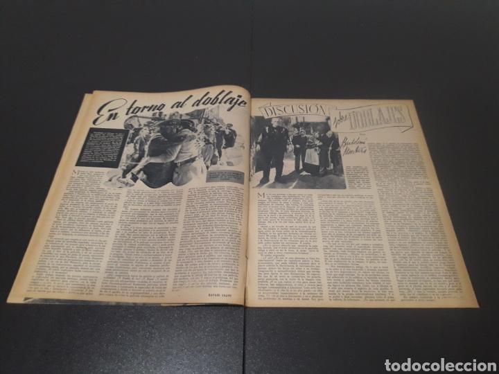Cine: N° 173. AÑO 1944. BLANCA DE SILOS, FLORIÁN REY, COLOMBÍ, RAFAEL CALVO, PEPE NIETO, JAMES WEST, ROSIT - Foto 4 - 243118005